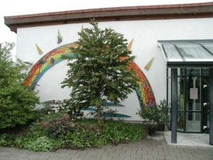 Regenbogen Steinach